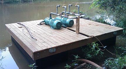 Captação De Água
