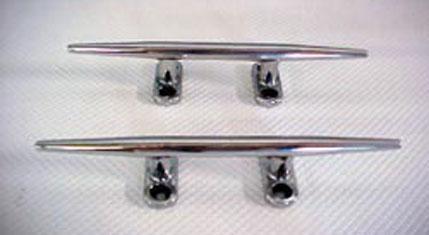 Cunhos Em Aço Inóx De 6 Pol. E 8 Pol.